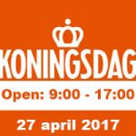 Karwei Boskoop is ook Koningsdag 2017 open!