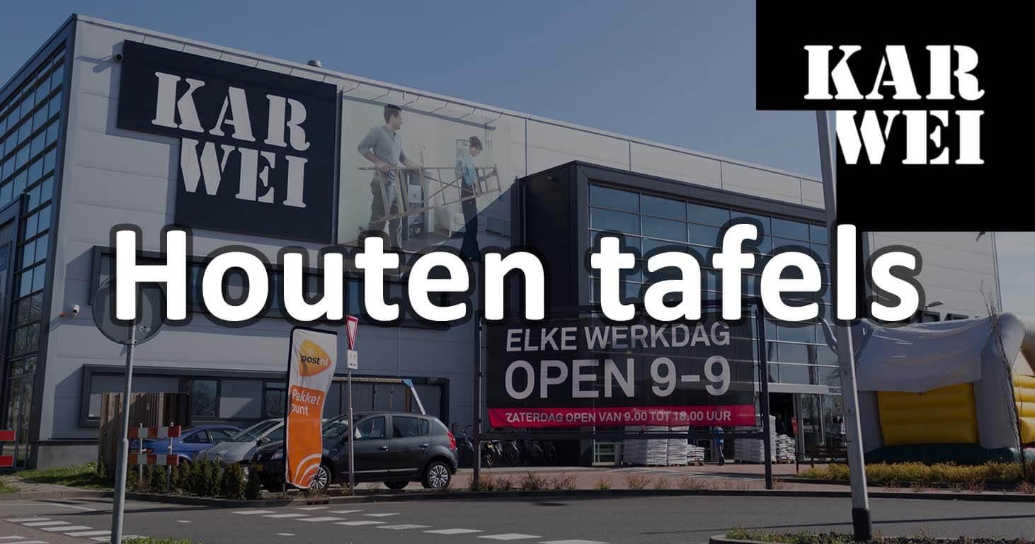 Karwei Boskoop Houten Tafels Preview Image