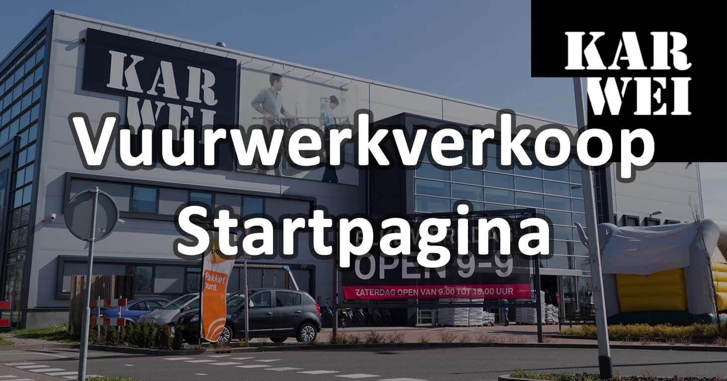 Karwei Boskoop Vuurwerkverkoop Startpagina Preview Image