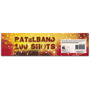 Ratelband 100 shots