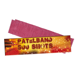 Ratelband 500 shots