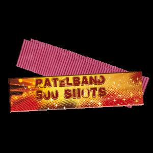 Ratelband 500 shots