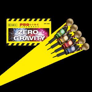 Zero Gravity Vuurpijlen